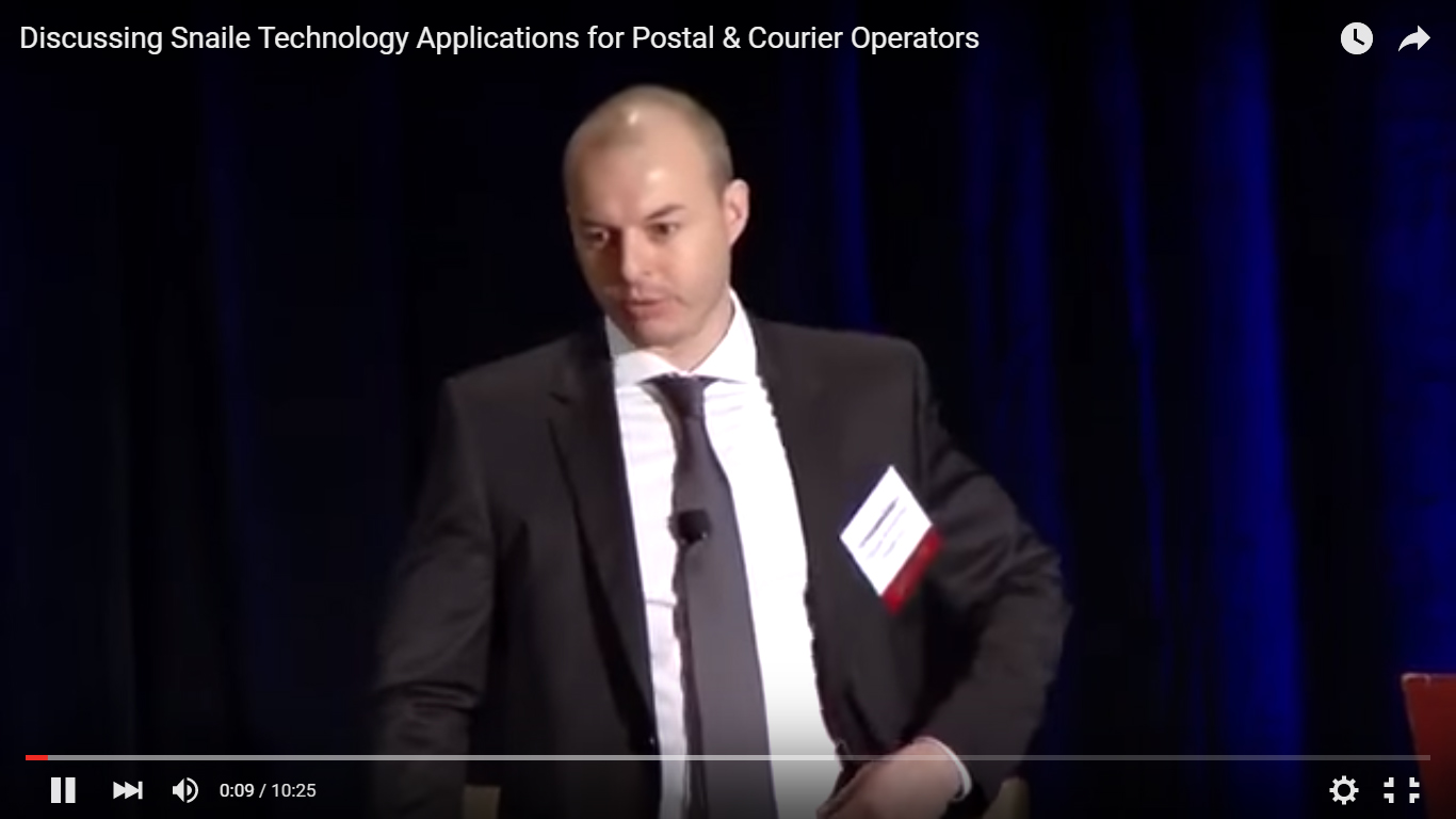 Discussing Snaile IoT Technology Applications for Postal & Courier Operators